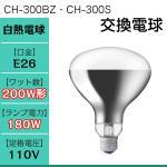 屋外投光用アイランプ 散光形 200W形 180W RF110V180WH 屋外用ライト
