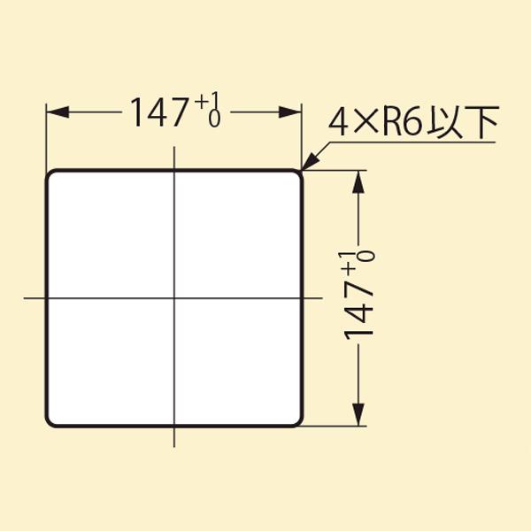 取付加工図 : AN-KH015-HL