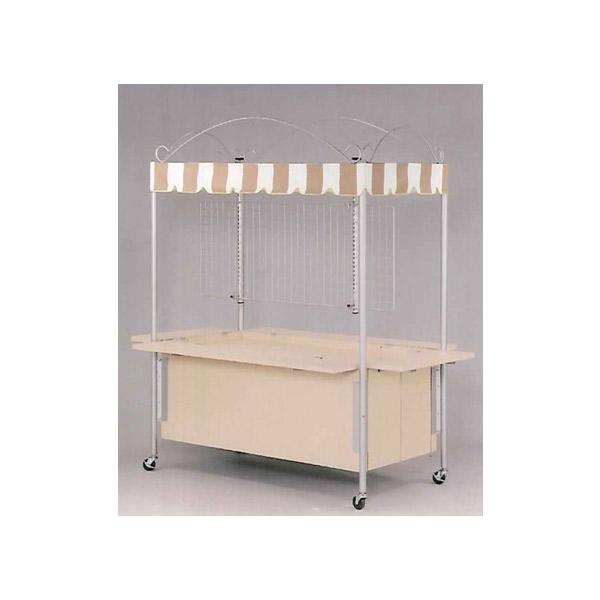 展開例2(テント、棚、ネットはオプションです)