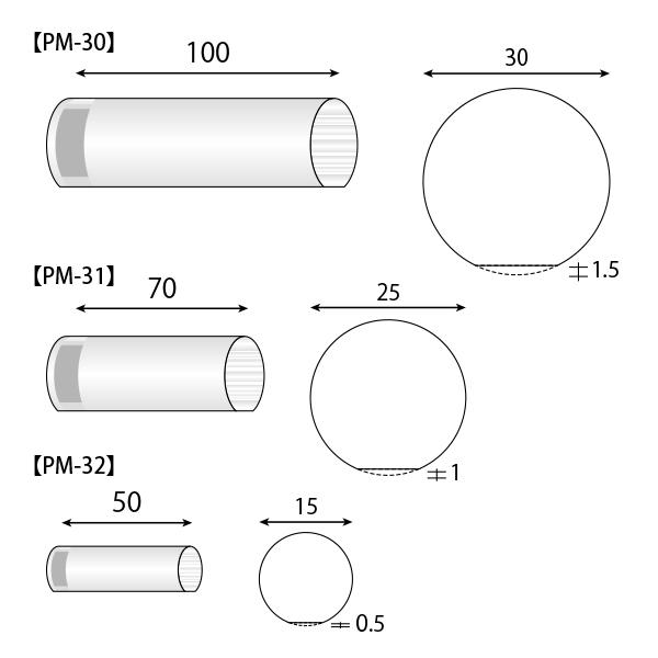 PM-31 サイズ
