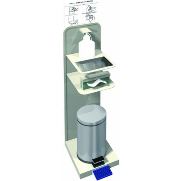 組合せ例※ティッシュ置台やゴミ箱は付属しません。