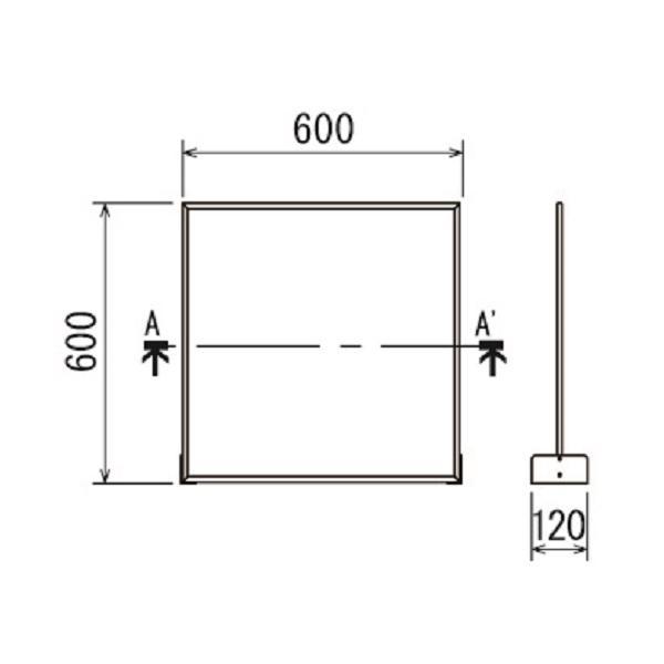 4350C 600×600